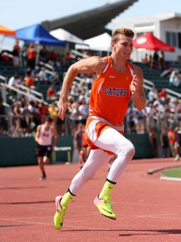 Luke BUSSEL ALL STATE Track HM 400M