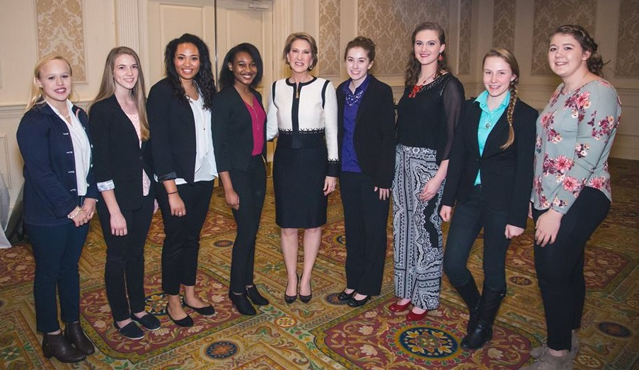 ELS with Carly Fiorina