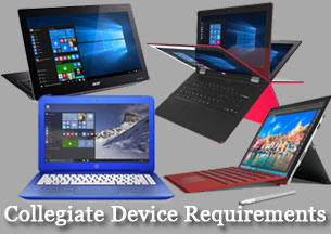 Collegiate Device Requirements