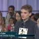 GCA Eighth Grader Louka Fetter Takes Third Place in Regional Spelling Bee